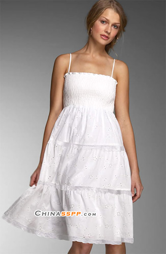 高腰裙 小肚楠女孩穿裙装的秘诀