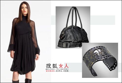 今年秋冬最流行的及膝裙