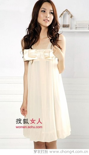 优雅礼服裙让你光鲜照人