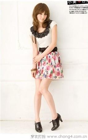 春夏季短裙装扮 - 37铺 - 2010穿衣打扮-服装搭配