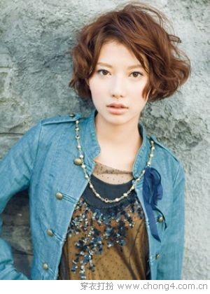 适合自己脸型的上班发型 - 冰豆 - 2010穿衣打扮-服装搭配