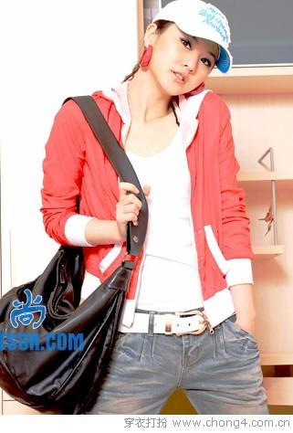 超人气春季外套 - 冰豆 - 2010穿衣打扮-服装搭配