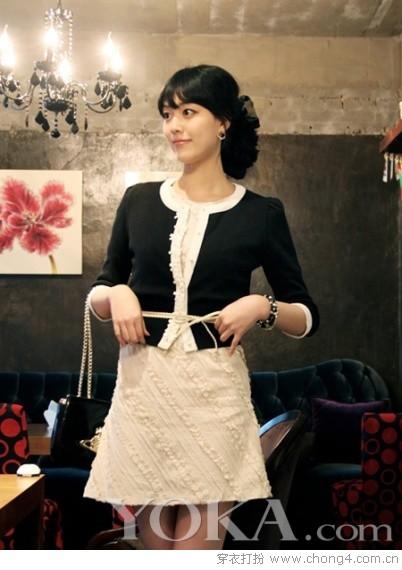 2010大方得体的熟女装扮 - 冰豆 - 2010穿衣打扮-服装搭配