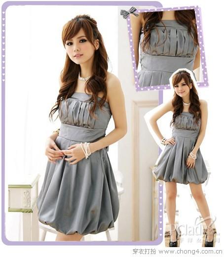 一件式衣衣懒MM最爱 - 冰豆 - 2010穿衣打扮-服装搭配