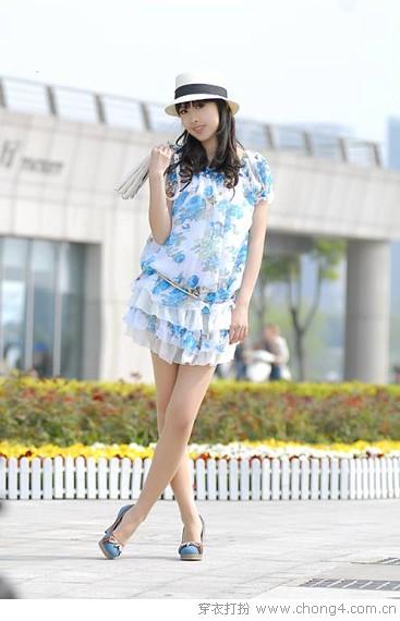 夏日新装抢先看 - 冰豆 - 2010穿衣打扮-服装搭配