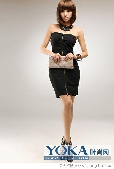 裙子和罗马鞋的完美搭配 - 冰豆 - 2010穿衣打扮-服装搭配