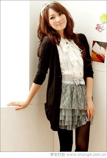 23岁以上的女子穿什么连衣裙 - 冰豆 - 2010穿衣打扮-服装搭配