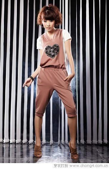 浪漫时尚Q女郎 - 冰豆 - 2010穿衣打扮-服装搭配