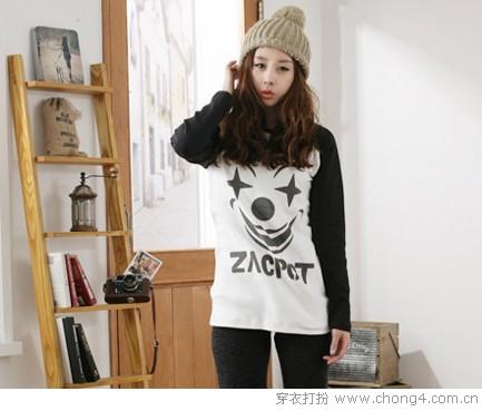畅销款韩版服装 时尚有温度