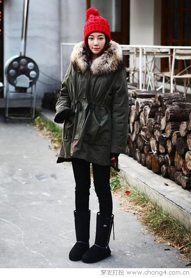 新年又见雪地靴