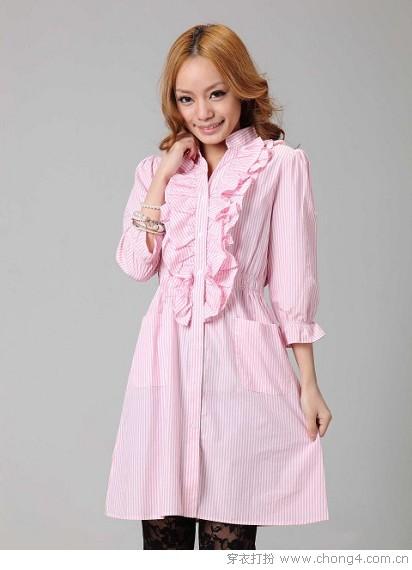 2011早春最具女人味时髦衣