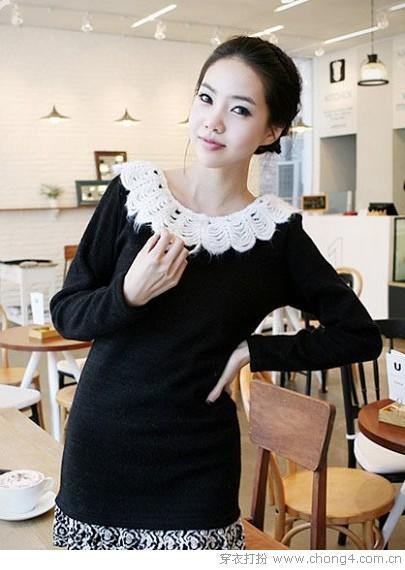 针织连衣裙 甜美MIX性感