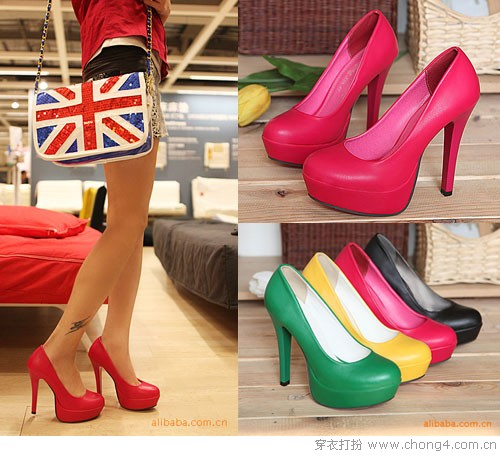 2011<a style='top:0px;' href=/index.php/article-tag-k-%25E6%2598%25A5%25E5%25AD%25A3.html target=_blank ><strong style='color:red;top:0px;'>春季</strong></a>优雅抢镜婚鞋