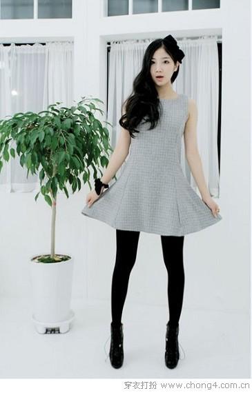 令人爱不释手的连衣裙(三)