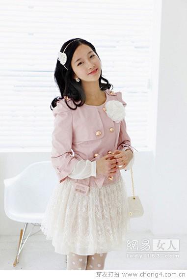 浪漫飘逸公主款裙装