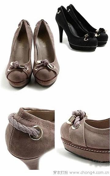 夏日单鞋绽放魅力