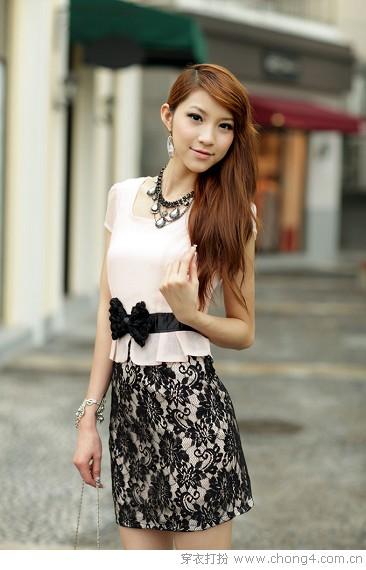 优雅礼服裙 超显女人味
