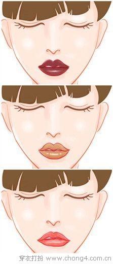 教你打造适合自己的唇妆
