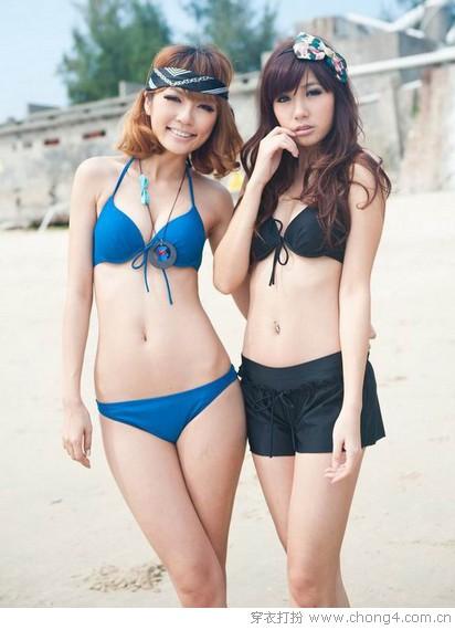 夏天 和沙滩有个约会