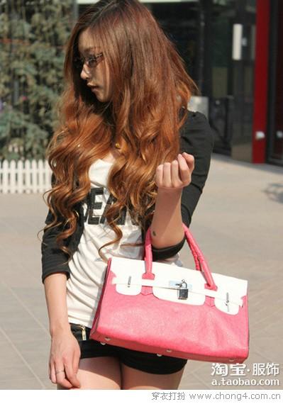 时尚靓丽休闲包包