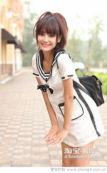 小个子女生夏季穿衣;;