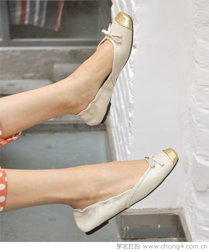 芭蕾舞鞋 变身优雅白天鹅