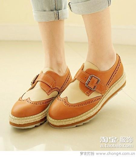 八月人气潮款厚底鞋