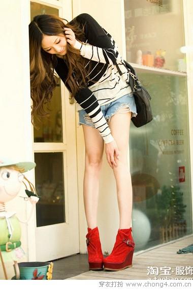 2011秋冬女鞋流行款式