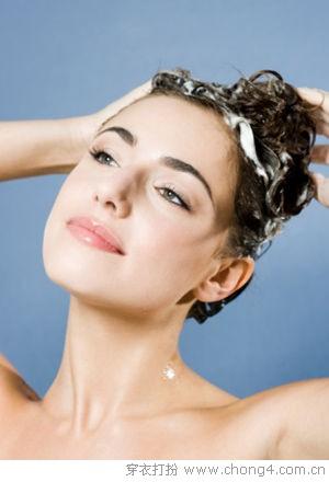 避免坏习惯 头发更健康