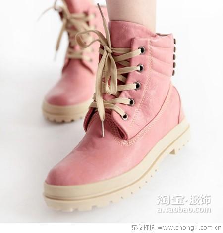 帅气中性风秋冬鞋款