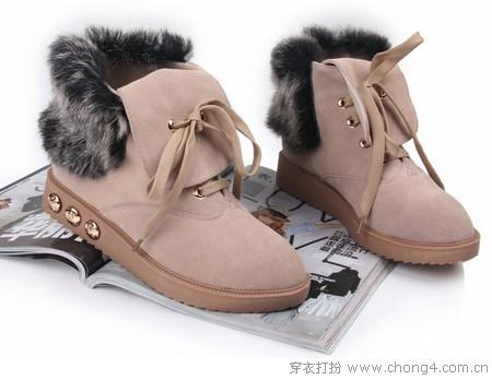 自信在脚下 潮流美靴