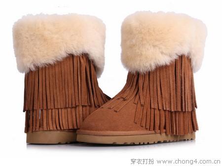 冬季必备 雪地靴VS马丁靴