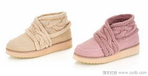 2012初春必备松糕厚底单鞋