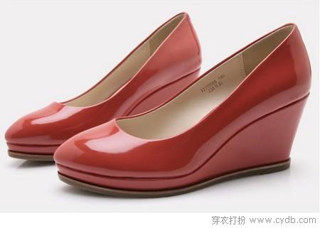 初春的小鞋子