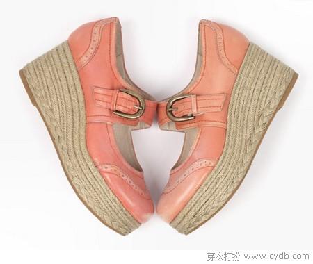 复古牛皮鞋的成长旅程