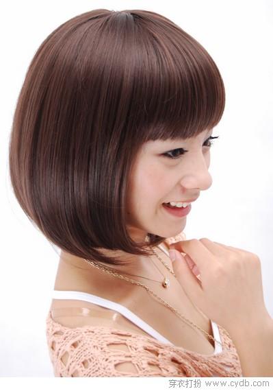 短发女人更性感可爱
