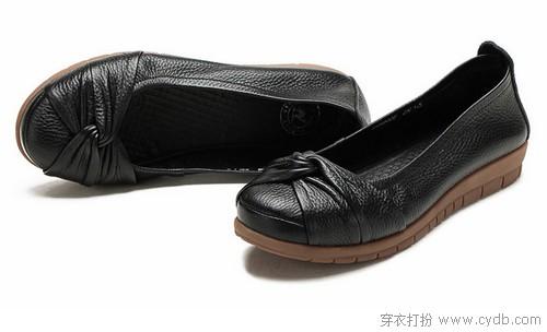 面试的时候穿什么鞋子好