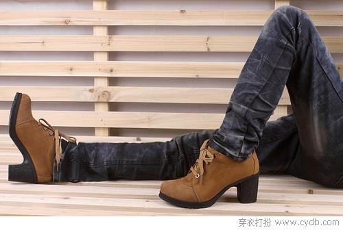 2012潮款中跟鞋