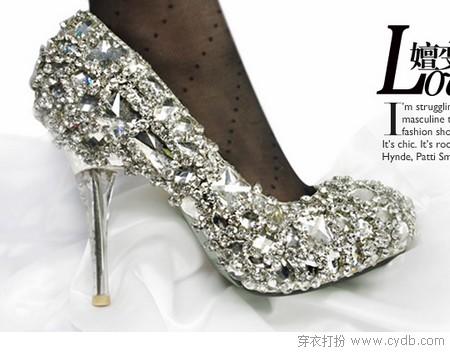 梦中的婚礼 梦幻的婚鞋