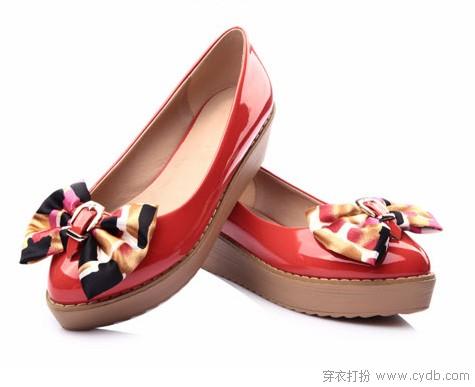 步生莲花 缤纷印花单鞋集