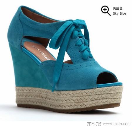 夏季潮流风向之凉鞋篇