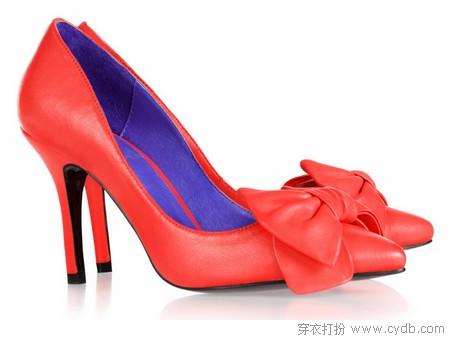 春夏单鞋的蝴蝶结之恋