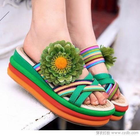 鞋约幸福的情感心路