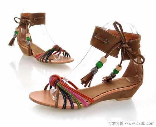 你的坡跟凉鞋准备好了吗?