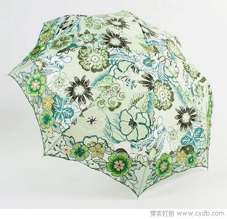 选把靓伞 清凉渡夏
