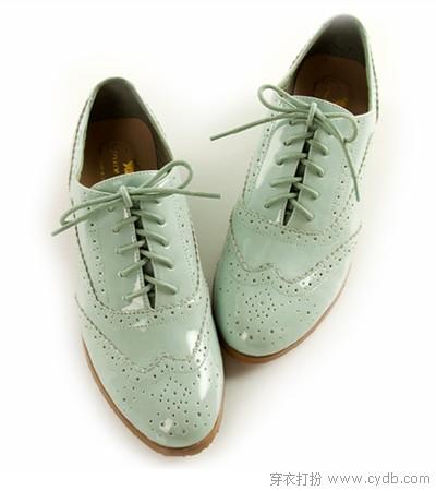 平底鞋,英伦风尚的最爱