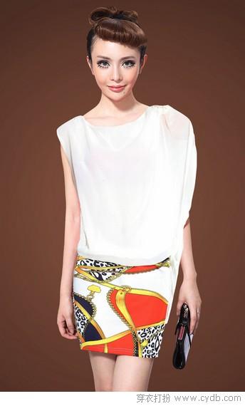 白色<a style='top:0px;' href=/index.php/article-tag-k-%25E8%25BF%259E%25E8%25A1%25A3%25E8%25A3%2599.html target=_blank ><strong style='color:red;top:0px;'>连衣裙</strong></a>打造<a style='top:0px;' href=/index.php/article-tag-k-%25E6%25B0%2594%25E8%25B4%25A8.html target=_blank ><strong style='color:red;top:0px;'>气质</strong></a>名媛