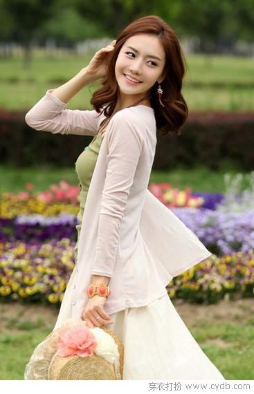 韩版服饰,你假想幸福