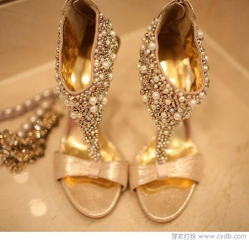 花样凉鞋 美丽青春