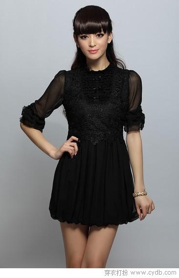 了不起的小黑裙